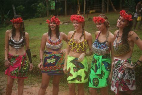 ABC The Bachelor 2012 group date Panama