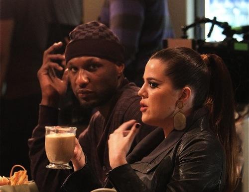 Khloe Kardashian And Lamar Odom Show Kim What A Healthy Marriage Looks Like