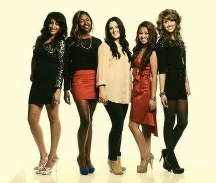 American Idol Las Vegas 2013 - First Five Girls