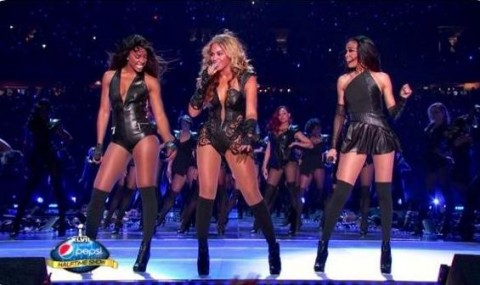 Beyonce Baby 2013 on Beyonce Halftime Performance At Super Bowl 2013  Video    Reality