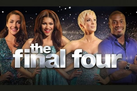 Dancing with the Stars 2013 - Final Four