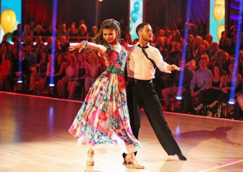 Dancing with the Stars 2013 - Zendaya and Val
