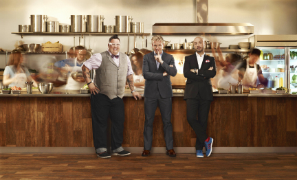 MasterChef Season 4 Judges