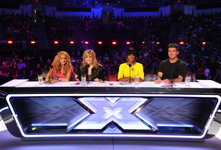 The X Factor USA 2013 Spoilers - New Judges
