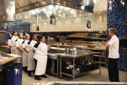 Hell's Kitchen 2013 - Episode 18