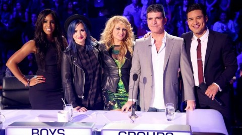 X Factor Judges 2013 The X Factor US...