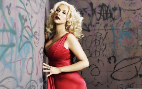 Christina Aguilera 2014