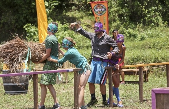 Survivor 2014 Spoilers Preview: Week 3 – Our Time To Shine (PHOTOS