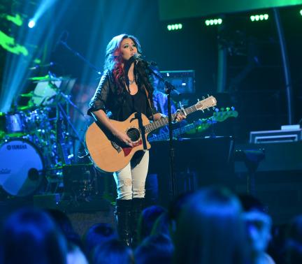 American Idol 2014 Spoilers – Top 5 – Jessica Meuse