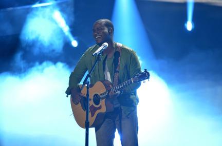 American Idol 2014 Spoilers – Top 6 – CJ Harris