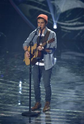 American Idol 2014 Spoilers – Top 6 – Sam Woolf