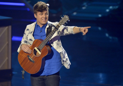 American Idol 2014 Spoilers – Top 7 – Alex Preston