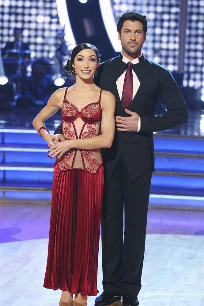 who is max from dancing with the stars dating 2012 Maksim chmerkovskiy's ex-fiancee karina smirnoff weighs in on meryl davis dating rumors  relationship unfold throughout season 18 of dancing with the stars,.