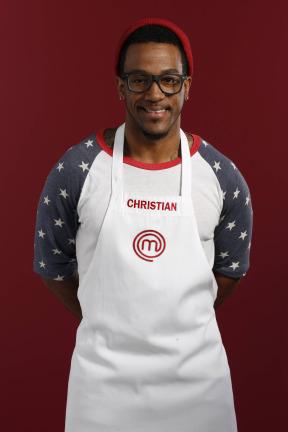 MasterChef 2014 Season 5 Spoilers – Top 22 – Christian Green