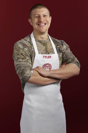 MasterChef 2014 Season 5 Spoilers – Top 22 – Tyler Viars