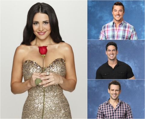 The Bachelorette 2014 Spoilers