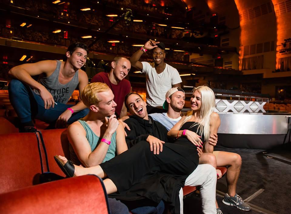 America's Got Talent 2014 Spoilers – Semifinals – Bad Boys of Ballet