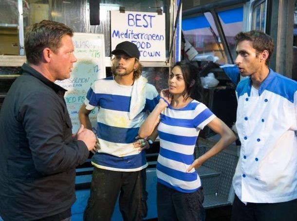 The Great Food Truck Race Season  Cast