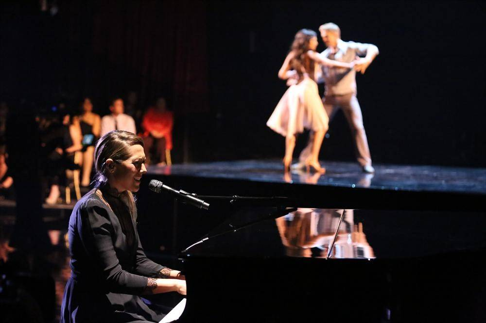 Dancing with the Stars 2014 Spoilers – Week 4 – Bethany Mota and Derek Hough Performance 2