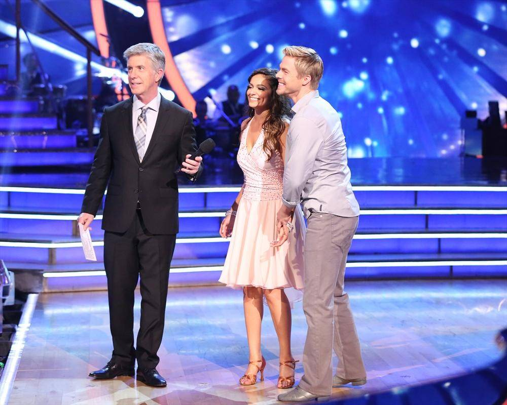 Dancing with the Stars 2014 Spoilers – Week 4 – Bethany Mota and Derek Hough Performance 5