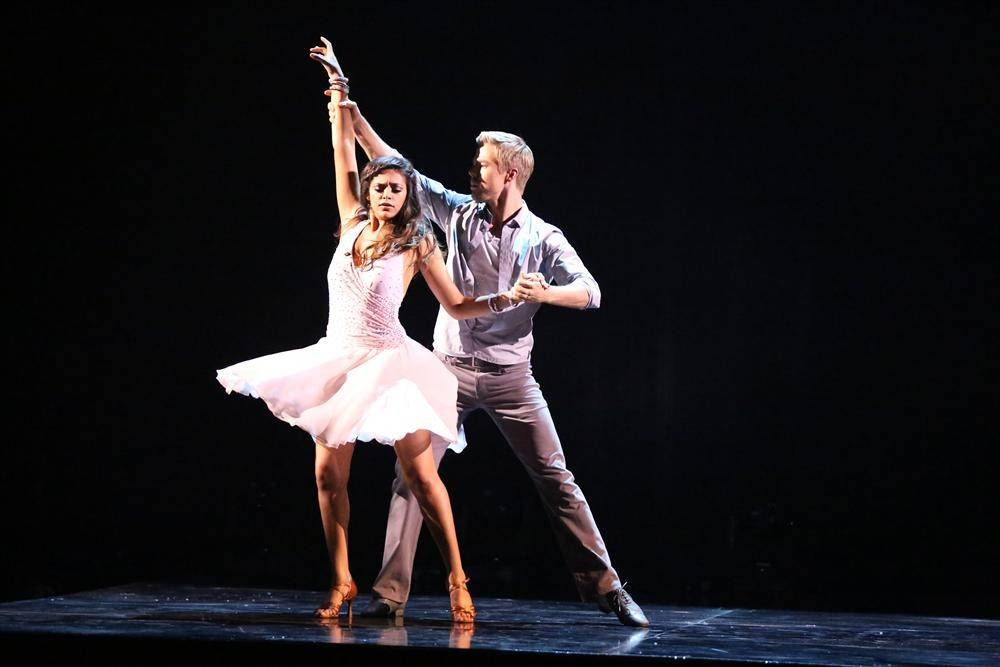 Dancing with the Stars 2014 Spoilers – Week 4 – Bethany Mota and Derek Hough Performance