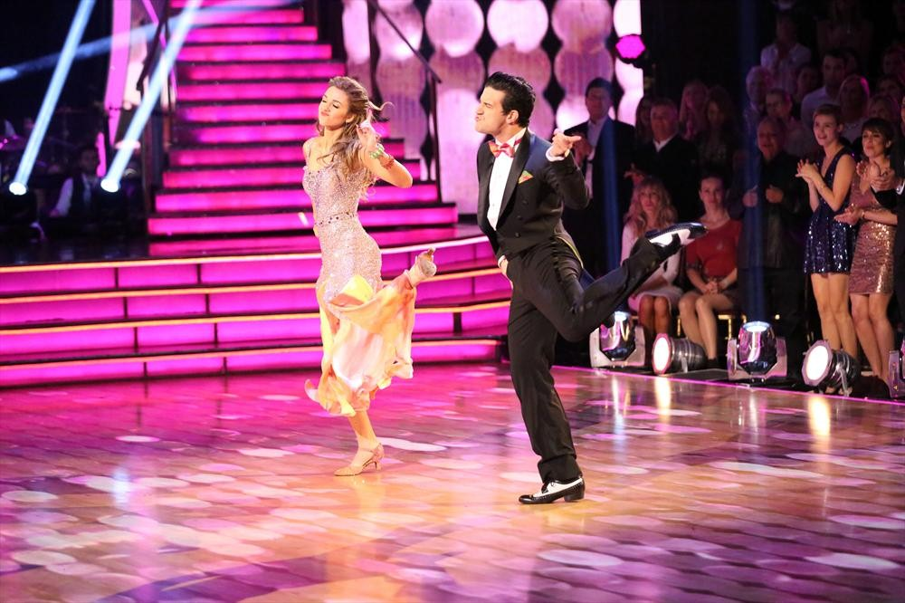 SADIE ROBERTSON, MARK BALLAS