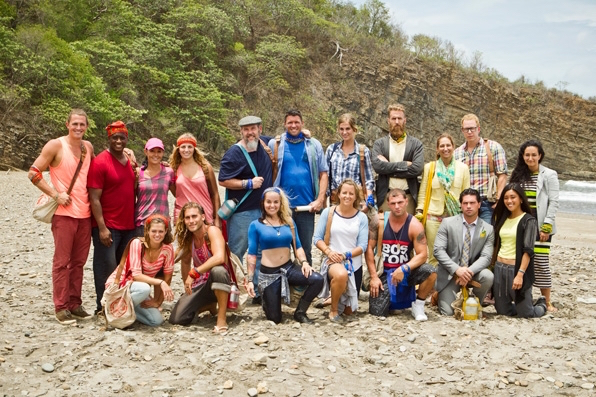 Survivor 2015 Spoilers - Season 30 Cast