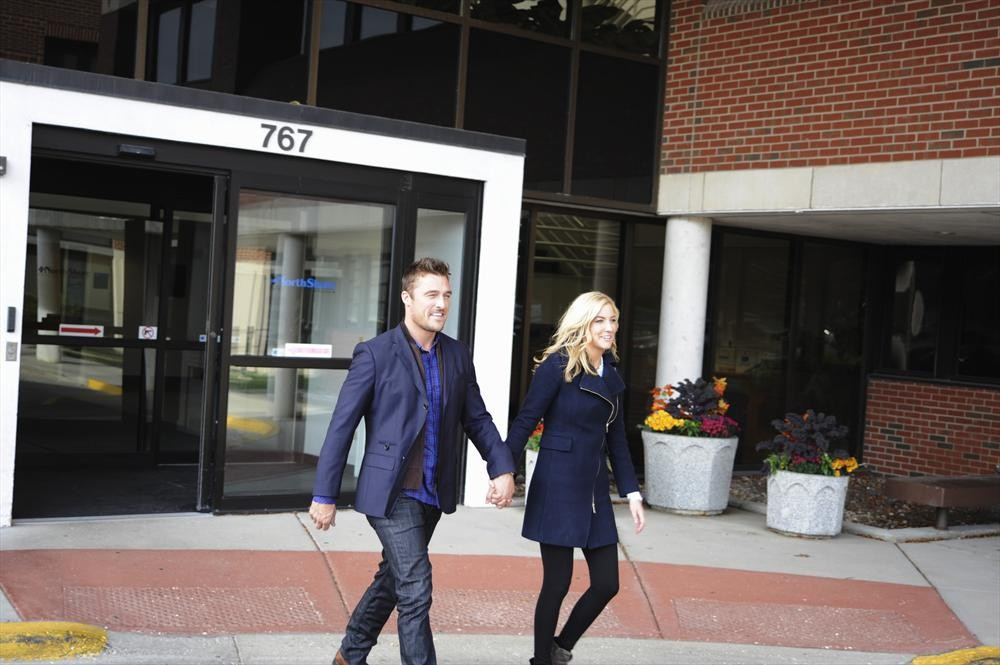 The Bachelor 2015 Spoilers - Chris Soules and Whitney Bischoff