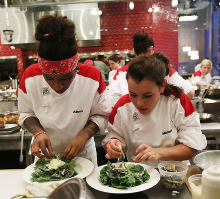 Hell's Kitchen 2015 Spoilers - Week 4 Recap