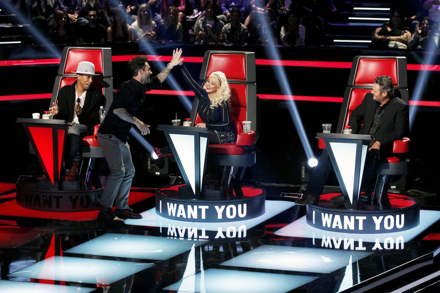 The Voice USA 2015 Spoilers - Night 3 Blinds Continue