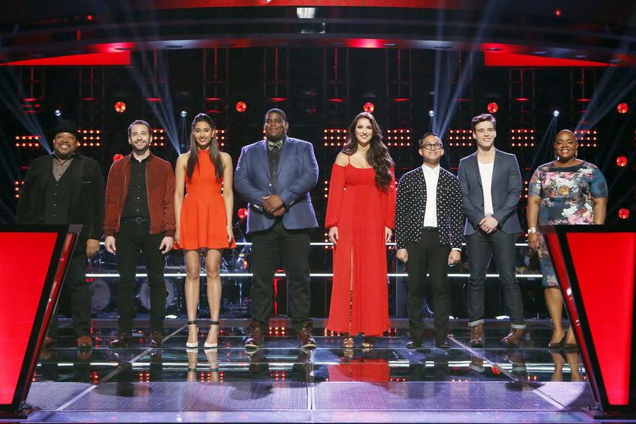 The Voice – Season 8