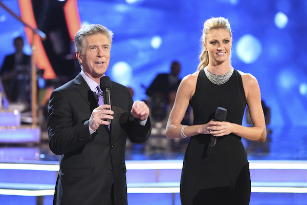 Dancing with the Stars 2015 Spoilers - Week 5 results