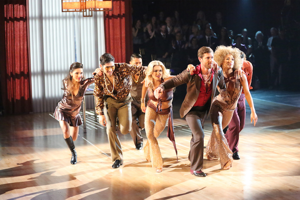 Dancing with the Stars 2015 Spoilers - Week 7 Performances - Noah and Sharna