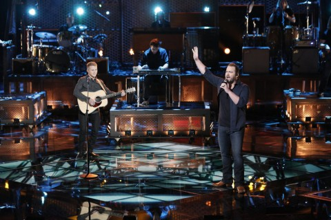 The Voice USA 2015 Spoilers - Voice Results - Lee Brice Performance