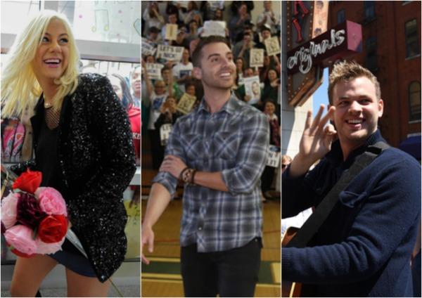American Idol 2015 Spoilers - Finale Performances