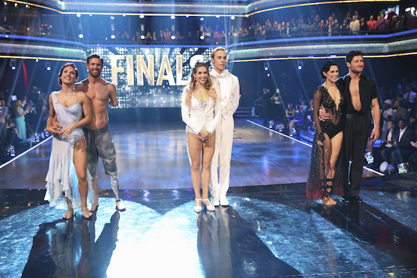 Dancing with the Stars 2015 Spoilers - Finale Results Show