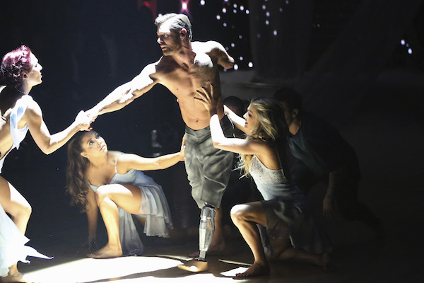 Dancing with the Stars 2015 Spoilers - Finals - Noah and Sharna Freestyle