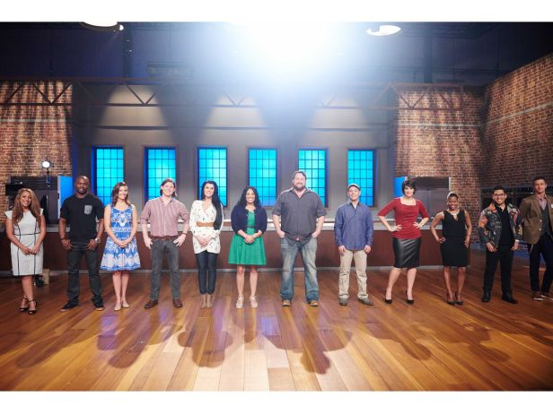 Food Network Star 2015 Spoilers - Season 11 Cast Photo