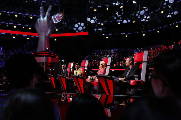 The Voice USA 2015 Spoilers - Voice Results Show - Voice Top 5