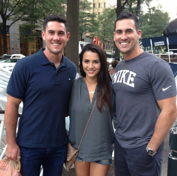 The Bachelorette 2015 Spoilers - Andi Dorfman Cheats On Josh with his brother