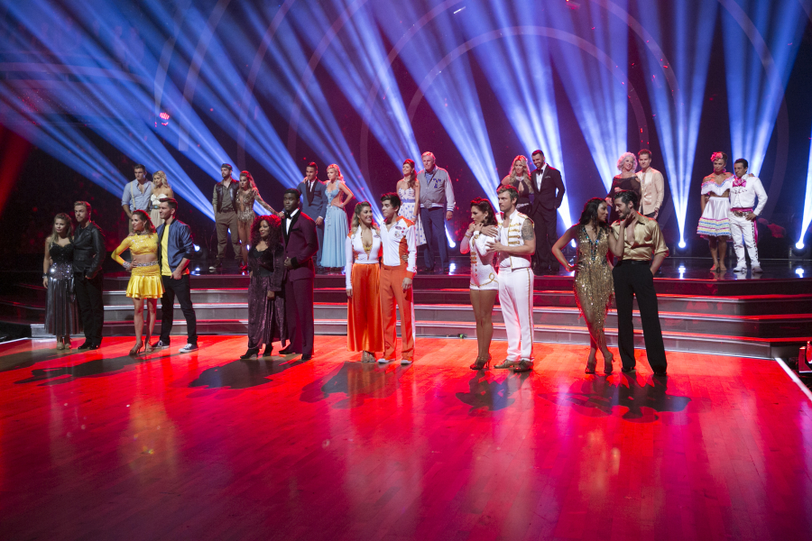 Dancing with the Stars 2015 Spoilers - Episode 3 Results