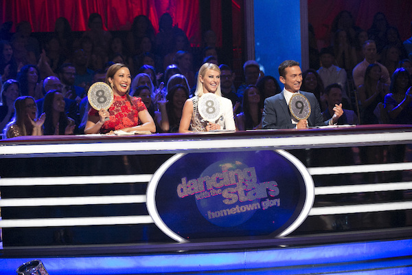 Dancing with the Stars 2015 Spoilers - Week 3 Results