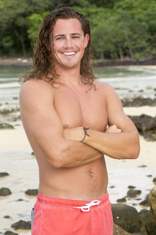 Survivor Second Chance 2015 Spoilers – Season 31 Cast – Joe Anglim