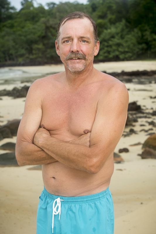 Survivor Second Chance 2015 Spoilers – Season 31 Cast – Keith Nale
