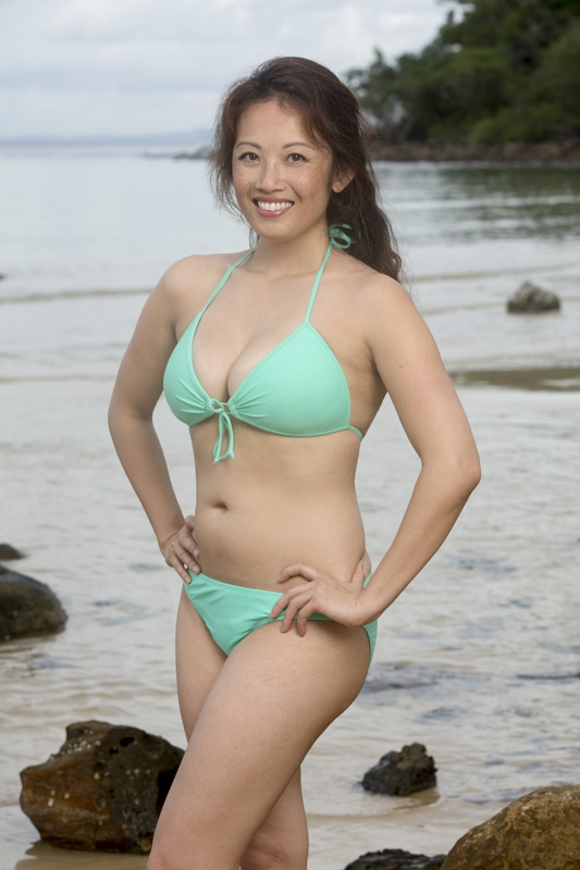 Survivor Second Chance 2015 Spoilers – Season 31 Cast – Peih-Gee Law