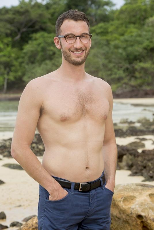 Survivor Second Chance 2015 Spoilers – Season 31 Cast – Stephen Fishbach