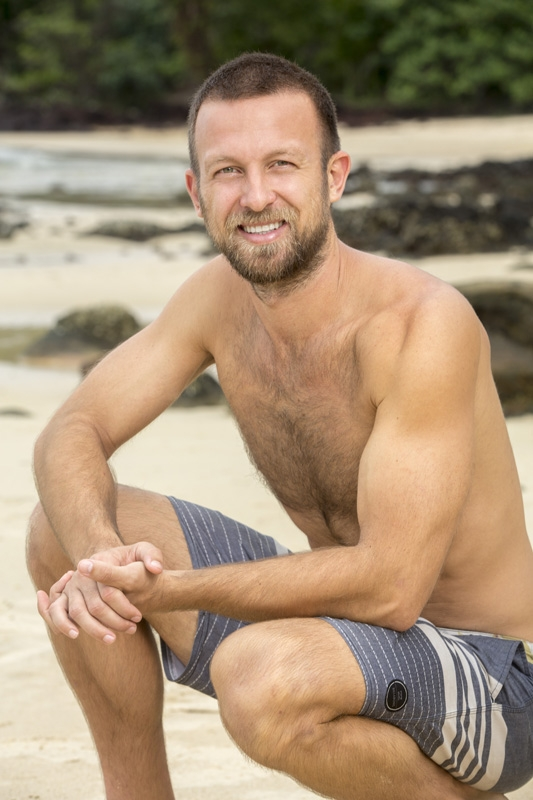 Survivor Second Chance 2015 Spoilers – Season 31 Cast – Vytas Baskauskas
