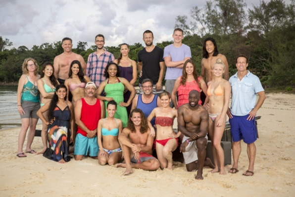 Survivor Second Chance 2015 Spoilers - Season 31 Cast