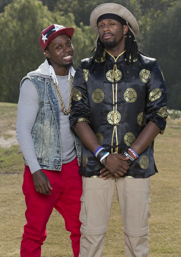 The Amazing Race 2015 Spoilers – Season 27 Cast – Ernest and Jin