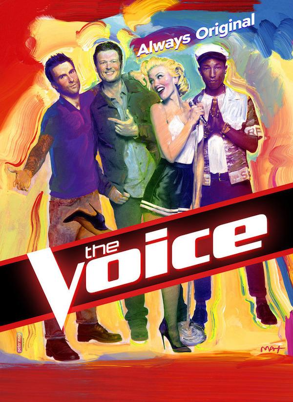 The Voice USA 2015 Spoilers - Season 9 Mentors